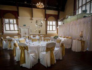Launceston Main Hall Wedding